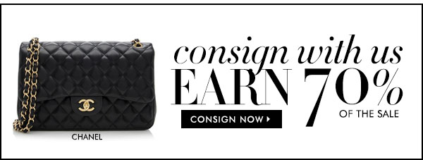 CONSIGN WITH US EARN 70% OF THE SALE | CONSIGN NOW |